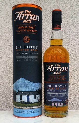 Isle of Arran The Bothy #4 53,8% 0,7ltr