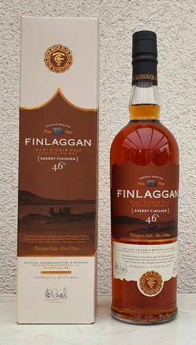 Finlaggan Sherry Finished 46% 0,7 ltr
