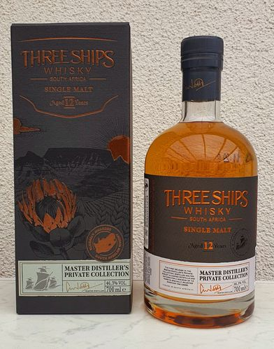 Three Ships 12j South Africa 46,3% 0,7ltr